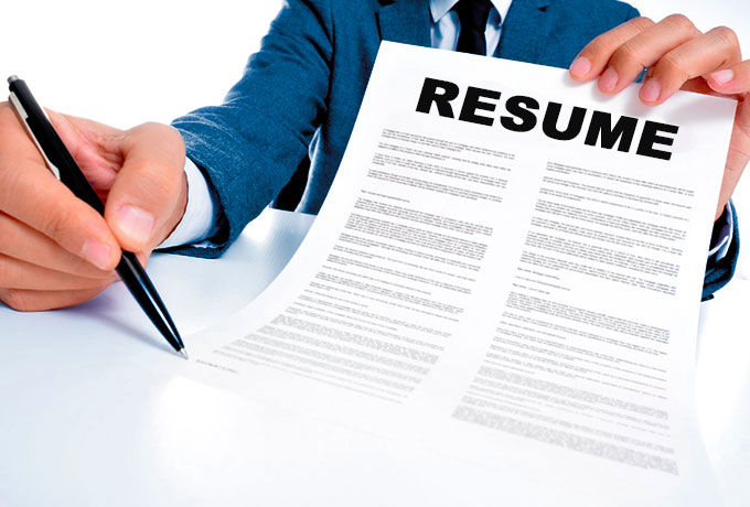 The Way to findan excellent Resume Writing Service